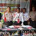 Kapolres Bangkalan Lakukan Konferensi Pers Hasil Operasi Pekat Semeru 2018
