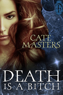 Blog Tour: Death is a Bitch by Cate Masters *promo & giveaway**