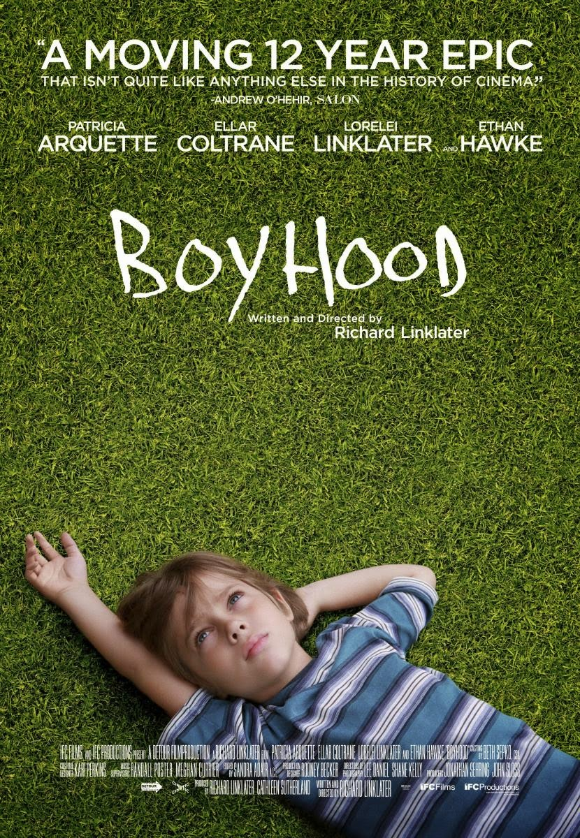 [820] Crítica: Boyhood [Richard Linklater]