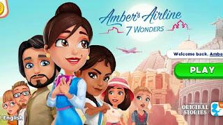 Amber's Airline 7 Wonders MOD APK