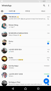 WhatsApp White Official v2.17.351 by AAH Apk