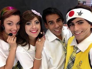 Center Shopping Rio apresenta a peça infantil 'Alunos do Carrossel'