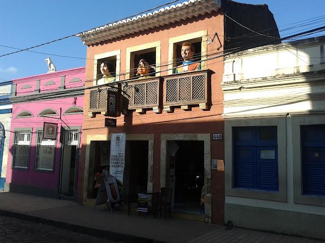 Exposição Casa dos Bonecos Gigantes de Olinda