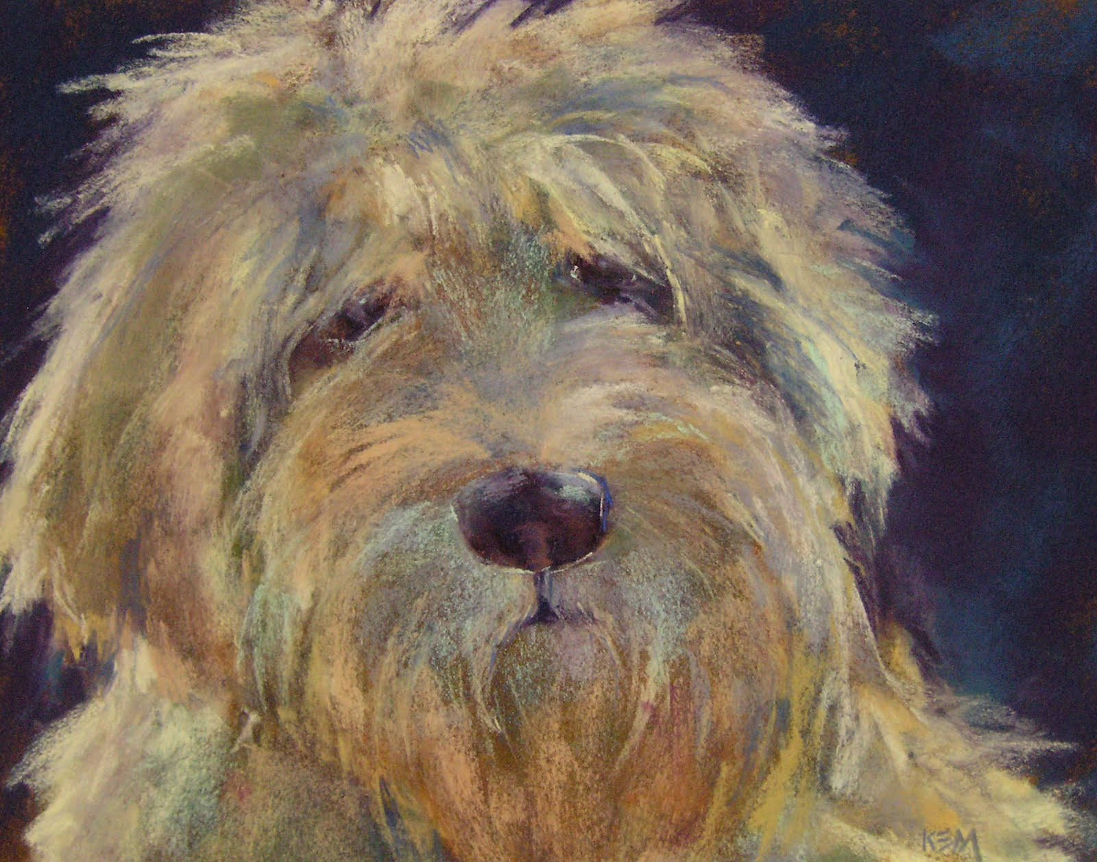 Painting My World: Animal Fur Color Made Simple