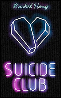 August Reading List Book Recommendations 2018 - Suicide Club Rachel Heng