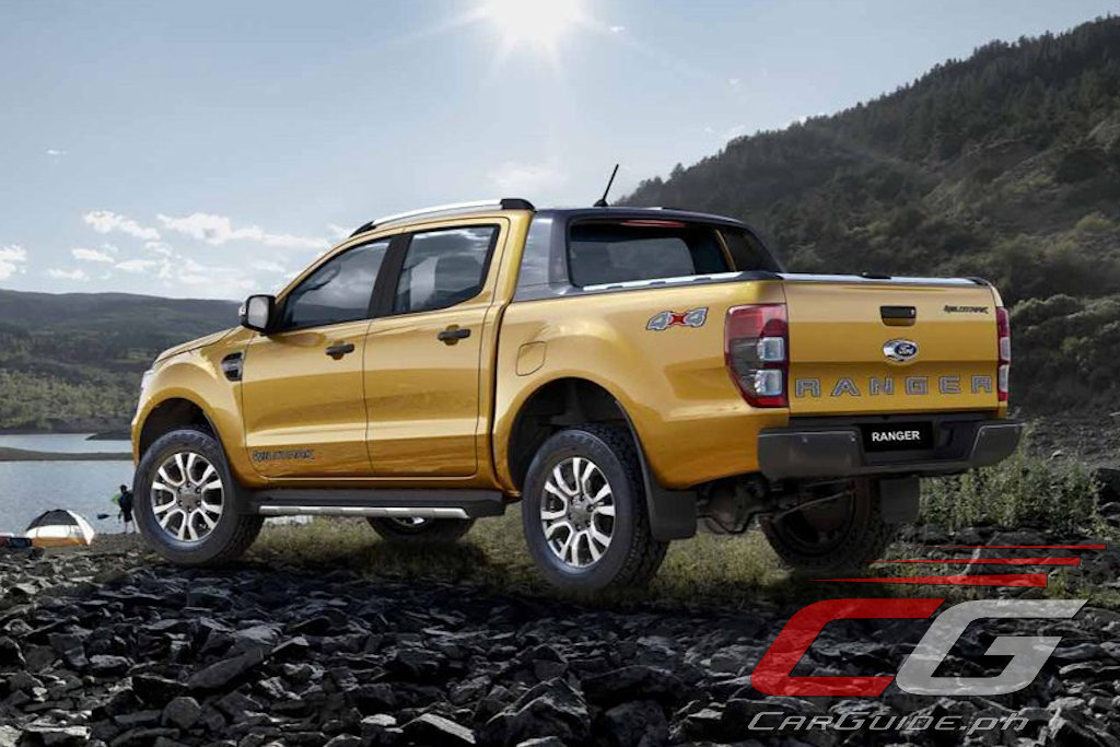Ford Launches 2019 Ranger for Asia-Pacific; Gets New ...