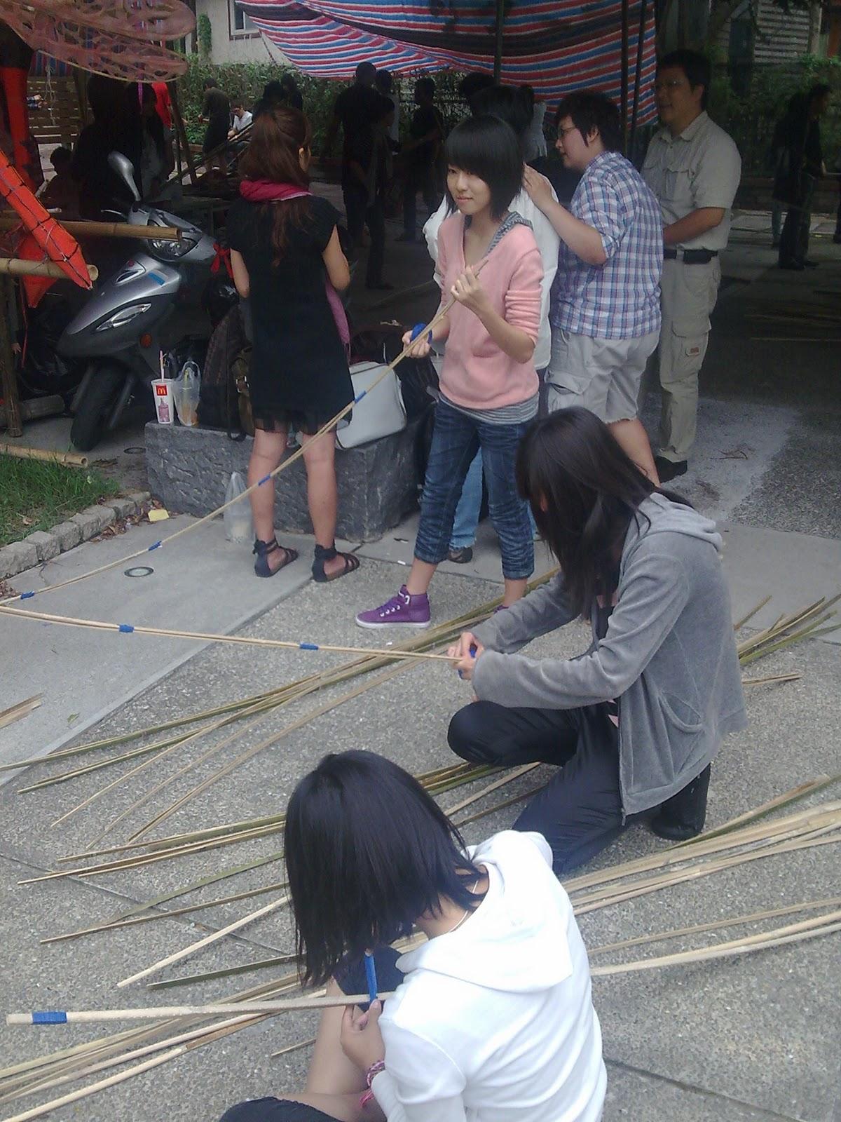2010世界夢想嘉年華_華夏室內設計系團隊: 工作坊操作_1