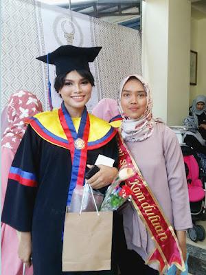 Wisuda UI dan Wisuda Fasilkom UI with Rahmi Julianasari