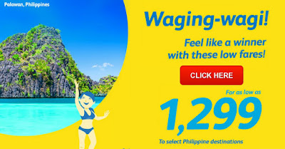 Cebu Pacific Promo September to December 2016