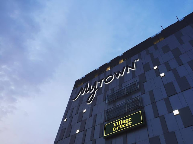 MyTown Shopping Center, The Pearl In The Center Of Kuala Lumpur Triangle!