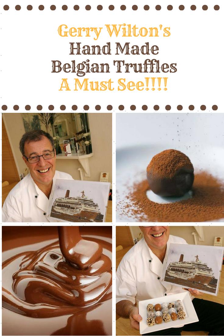 Gerry Wilton's Hand Made Belgian Truffles