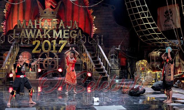 MAHARAJA LAWAK MEGA 2017 www.ohselebriti.com