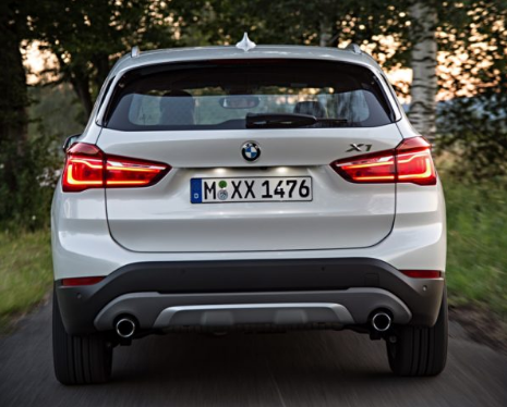 2019 BMW X1 Release Date