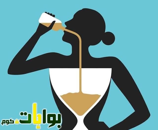 الإكثار من شرب الماء يعطي الإحساس بالشبع وامتلاء المعدة