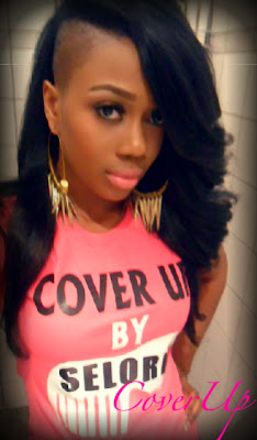 Coverup By Selorm New Look