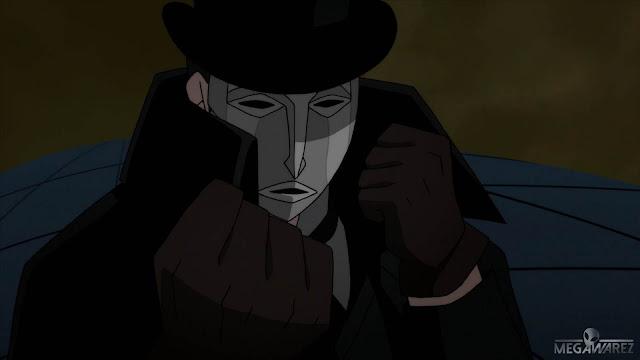 Batman Gotham Luz de Gas imagenes hd