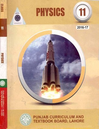 Physics Book-1 (textbook) for 11th class (FSc Part-1) in pdf format