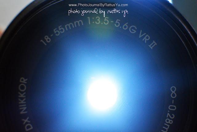 Nikkor 18-55mm f/3.5-5.6 G VR2