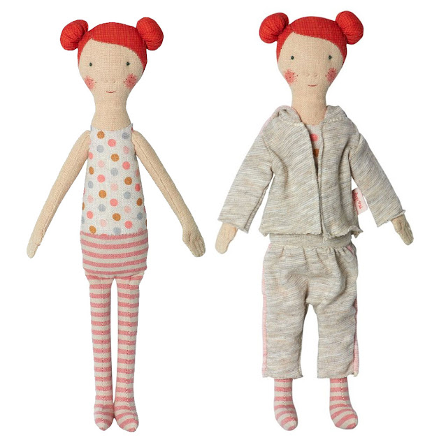 Maileg ginger doll