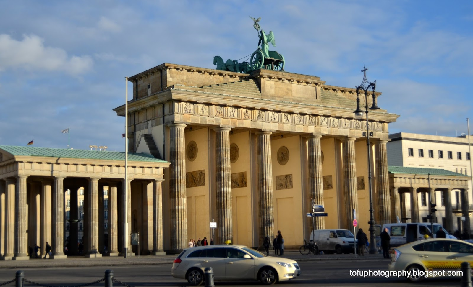 Tofu Photography Brandenburg Gate Berlin
