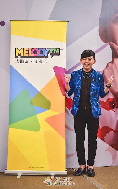 黄子佼《我还在》分享会 - 怎么度过人生低潮,从新站起来呢? #MelodyFM