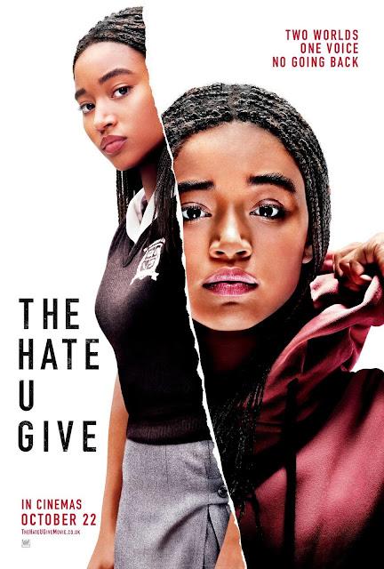 THE HATE U GIVE (2018) ταινιες online seires xrysoi greek subs