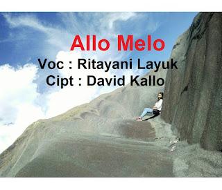 Lirik Lagu Toraja Allo Melo (Lagu 90an)