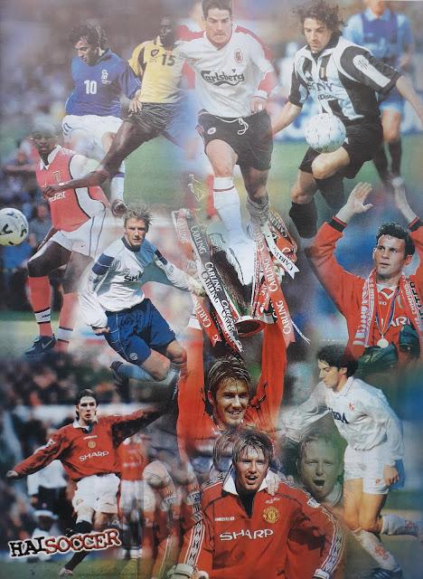 MAJALAH HAI SOCCER: Who's the Best Del Piero vs David Beckham