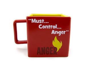 disney store anger mug