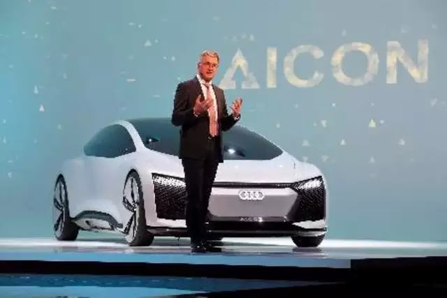 Audi chairman rubbishes report that CEO Stadler to be removed