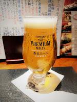 グラスに継がれたビール