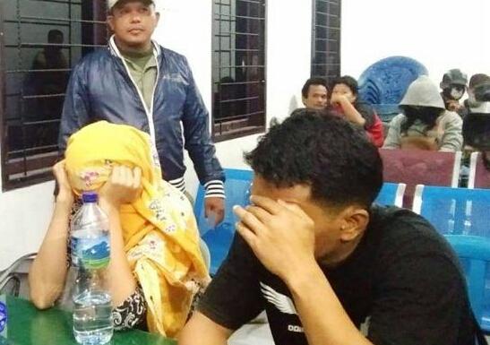 Razia Gabungan Pemkab Asahan Jaring Delapan Pasangan Illegal