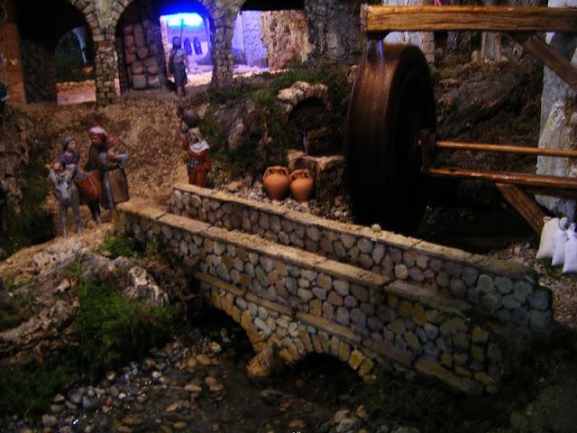 Belén gigante de Pozuelo 2011- 2012