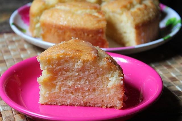 French Lemon Yogurt Cake Recipe