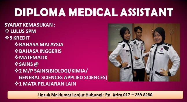 Diploma Medical Assistant