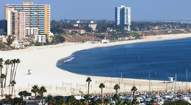 Informações para chegar em Long Beach na Califórnia