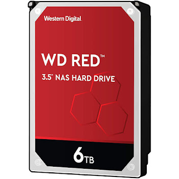 WD Red NAS 6 TB