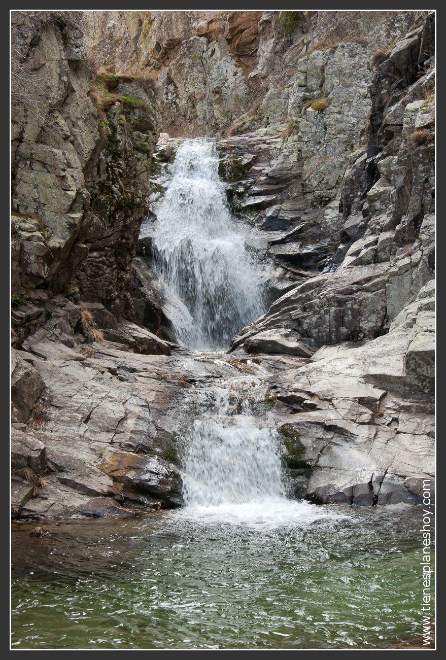 Cascadas del Purgatorio Rascafría