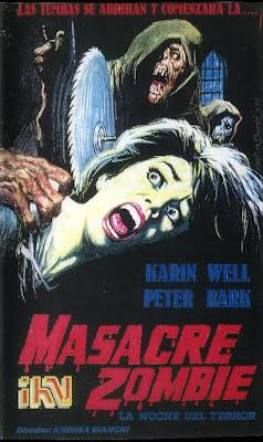 La noche del terror (Masacre Zombie)