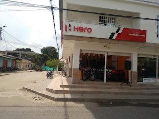Concesionario de Motocicletas Hero - Pradera Valle del Cauca