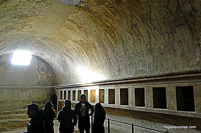 Termas do Fórum de Pompeia