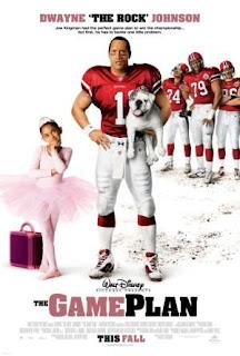 Sinopsis Film The Game Plan (2007)