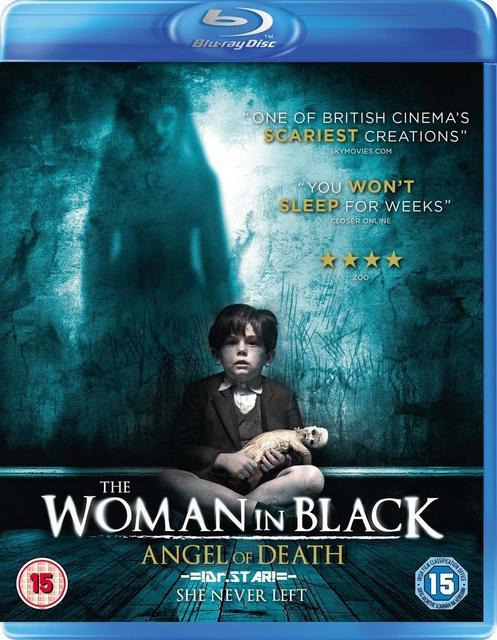 The Woman in Black 2 - Angel of Death (2014) 720p BluRay [Hindi DD 2.0 - English 2.0] 800MB