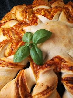 Schritt für Schritt Backanleitung für Pizzablume