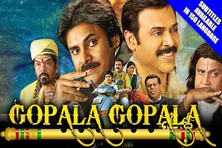 Gopala Gopala 2015 UNCUT Dual Audio Hindi 480p WEB-DL 450MB