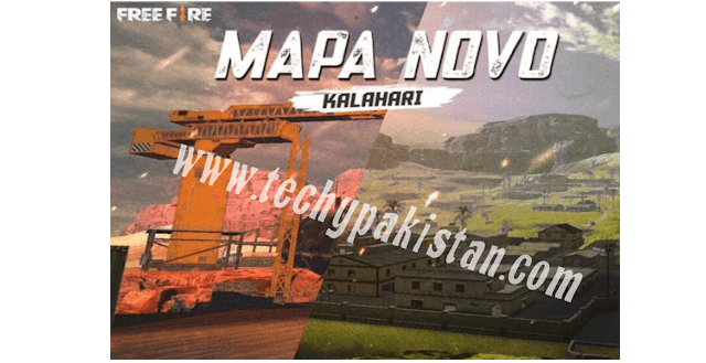 how to download free fire new map advance server