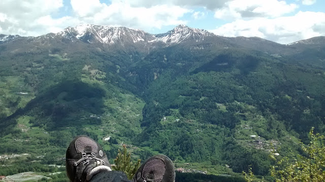 MTB Pergine Valsugana, Levico, Caldonazzo, Lagorai