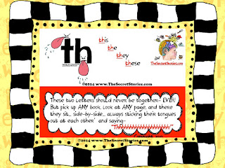 FREE Secret Stories® Phonics Mini-Poster Sample Pack
