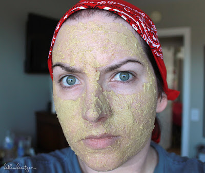 Lush Cosmetics Oatifix Fresh Face Mask