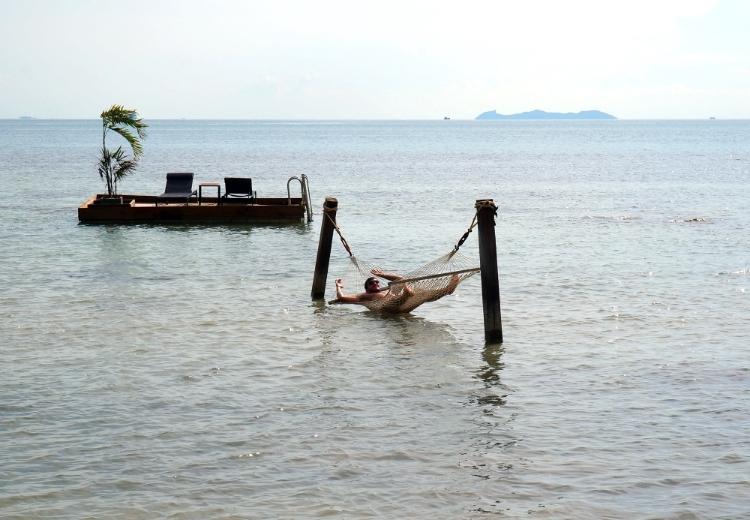 Euriental   fashion & luxury travel   Conrad Koh Samui, Thailand